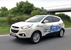 Vodíkový Hyundai ix35 Fuel Cell zamíří k prvním zákazníkům