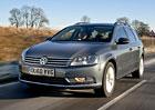 VW Group v roce 2012: 9,3 milionů prodaných aut, z toho 1,3 milionu Passatů