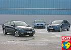 Škoda Octavia vs. VW Golf vs. Seat Leon