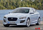 Potvrzeno: Sedan střední třídy Jaguar XS přijede na trh v roce 2015