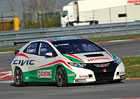 Honda představila sponzora pro WTCC, je jím Castrol