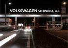 Volkswagen loni na Slovensku zdvojn�sobil v�robu na bezm�la 420.000 automobil�