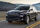 Jeep chce vyrábět 250.000 nových Cherokee ročně