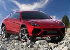 Sériové Lamborghini Urus bude v roce 2016