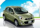 Facelift Nissanu Micra znamená novou příď