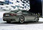 Maserati GranSport nebude mít motor uprostřed