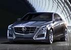 Cadillac CTS 2014 v celé své kráse na oficiálních snímcích