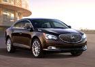Buick LaCrosse 2014: Americká Insignia dostala facelift