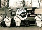 60 let radiální pneumatiky Michelin pro nákladní vozidla: Převratný patent