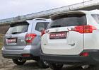 Videomagazín: Toyota RAV4 vs. Subaru Forester, zákulisí on-line rozhovorů