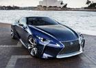 Luxusní kupé od Lexusu se bude jmenovat LC 500 a LC 500h
