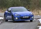 Video: Subaru BRZ již BRZy v redakčním testu