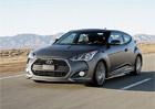 Hyundai Veloster Turbo: Vyšší výkon a lepší výbava za příplatek 100 tisíc