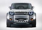 Základem příštích Land Roverů budou dvě platformy místo čtyř