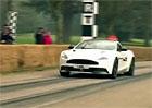 Video: Lord March se prohání po Goodwoodu v novém Aston Martinu Vanquish