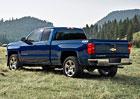 Chevrolet Silverado 2014 je nejúspornějším pick-upem své kategorie