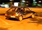Drift do zdi aneb ani Lada Samara není všemocná