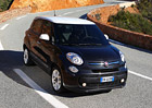 MPV Fiat 500L je v It�lii �sp�n�j�� ne� 500