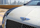 Video: Luxusn� diamantov� kapota pro Bentley