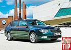 V Auto Tipu 8/13 právě vychází: Škoda Superb Combi TSI na 100 000 km