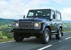 Land Rover Defender se bude vyrábět na Srí Lance