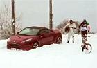Video: Peugeot RCZ vs. sjezdové horské kolo