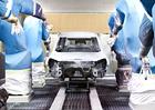 Česko: Výroba automobilů v prvním čtvrtletí roku klesla