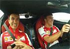 Video: Fernando Alonso testuje Ferrari LaFerrari
