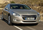 Peugeot 508: Svolávací akce kvůli softwaru ESP