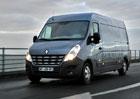 Renault Master dostal stop-start systém