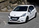 Peugeot 208 GTi: První jízdní dojmy