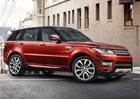 Range Rover Sport R: Sportovní Range bude ještě sportovnější
