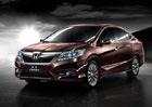 Honda Crider: O číslo menší Accord pro Čínu