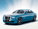 Rolls-Royce Ghost Alpine Trial Centenary Collection: 100 let stará inspirace