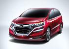 Honda Concept M: Shuttle se vrací?