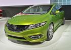 Honda Jade: Velkoprostorový Civic