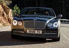 Bentley se nebrání čtyřdveřovému kupé
