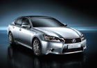 Lexus GS 300h: Čtyřválcový hybrid, zatím jen pro Čínu