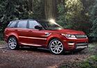 Nový Range Rover Sport koupíte od 1.544.000 Kč