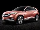 Acura Concept SUV-X: Japonci proti Q3, X1 a GLA