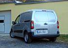 Peugeot Partner 1.6 HDi Furgon: Omlazený dělník