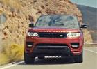 Video: Range Rover Sport 2014 v laboratoři, na silnici i v terénu