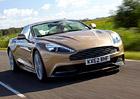 Aston Martin už patří skoro ze 40 % italskému Investindustrial
