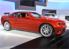 Video: Chevrolet Camaro 2014 a jeho design do detailu