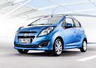 Ceny faceliftovaného Chevroletu Spark začínají na 170.600 Kč
