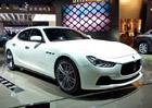 Maserati Ghibli dostane tři různé třílitry (kompletní technická data)