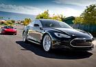 Tesla Motors letos vydělala už 300 milionů, výroba elektromobilů se začíná vyplácet