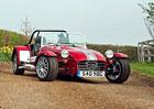 Caterham slaví 40 let speciální edicí modelu Seven