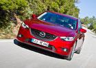 Mazda 6 je japonským Autem roku 2014