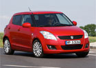 Suzuki Swift: Pětidveřová verze nyní za 209.900 Kč